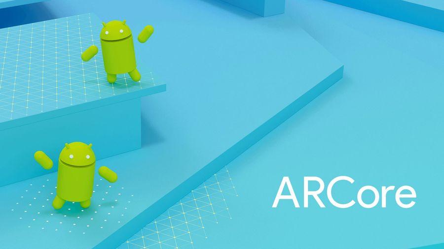 ARCore - 2018 год станет прорывом для платформы AR!