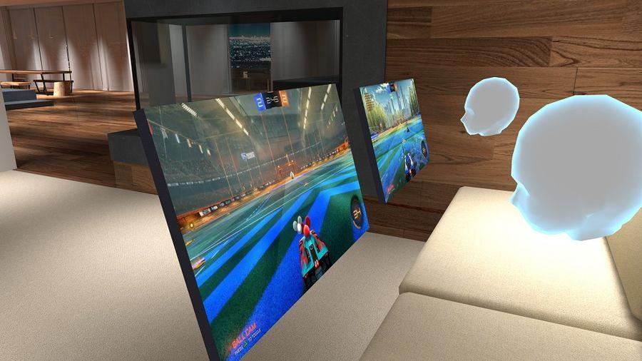 Стримить в VR игры для Xbox One, PS4 и Switch поможет Bigscreen