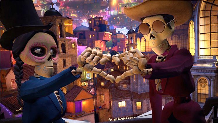 Coco VR - новый проект от студии Pixar