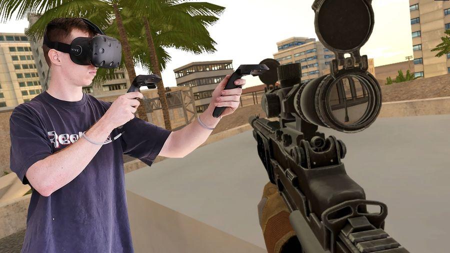 Onward VR: обзор лучшего тактического шутера для VR