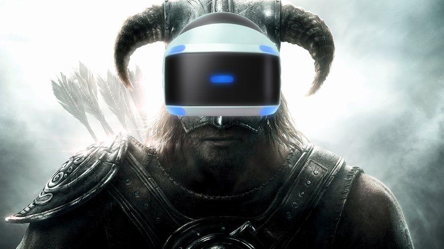 Skyrim VR – обзор The Elder Scrolls 5 в виртуальной реальности