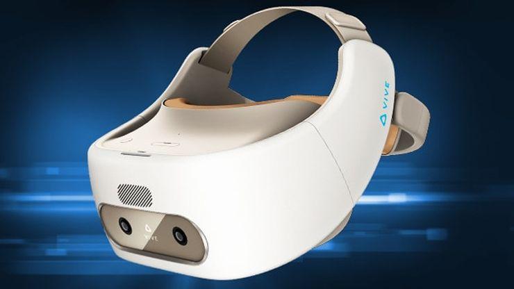 HTC Vive Focus - автономный шлем VR