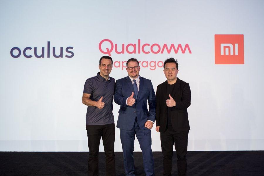 Mi VR Standalone – автономные VR очки от Xiaomi