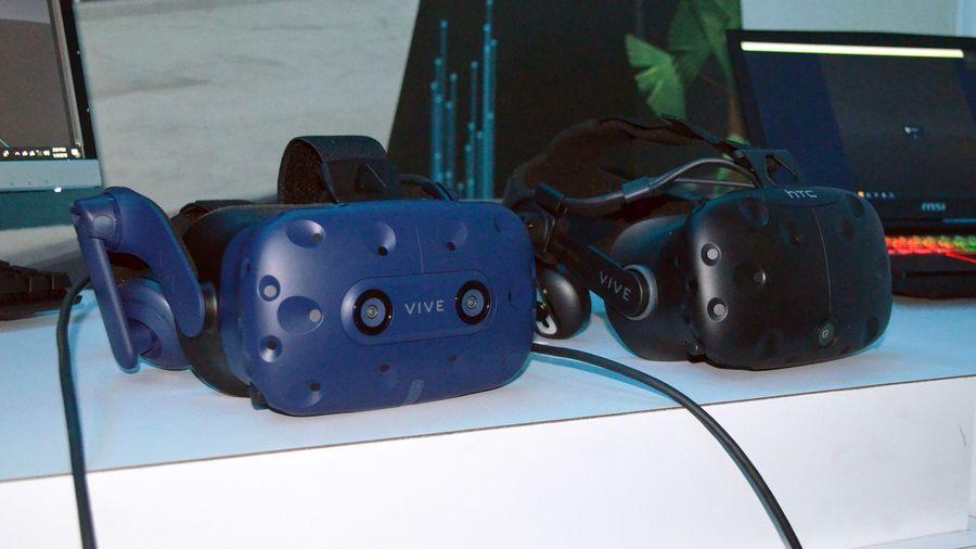 HTC Vive Pro – обзор улучшенной версии очков HTC Vive