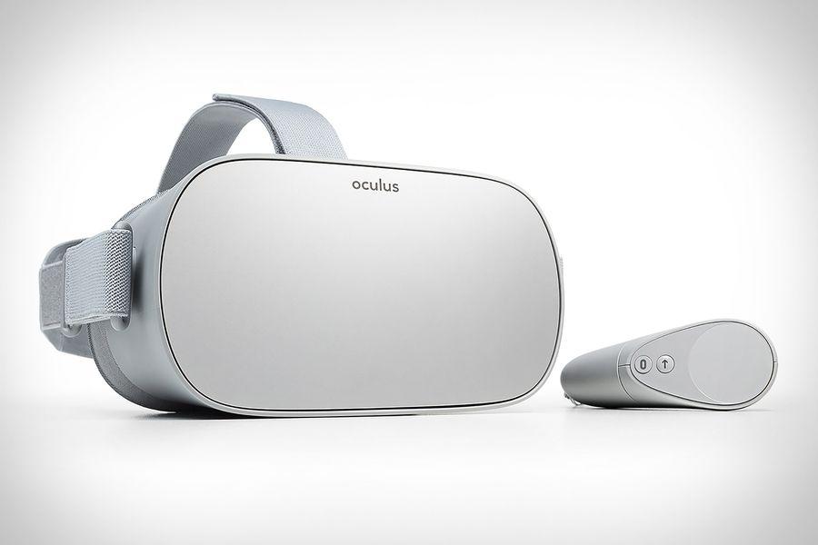 Oculus GO – обзор автономного шлема виртуальной реальности