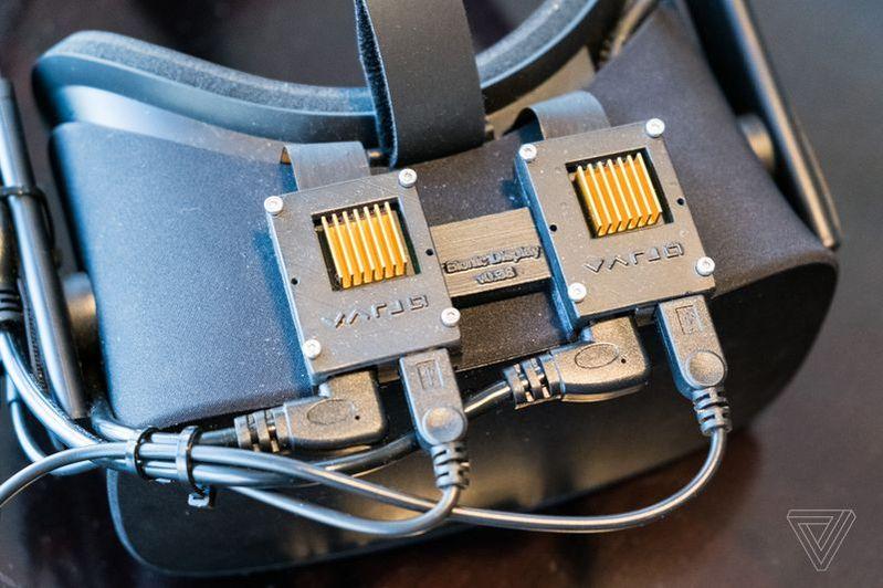 Шлем Vargo будет в 60 раз четче, чем Oculus и HTC Vive!