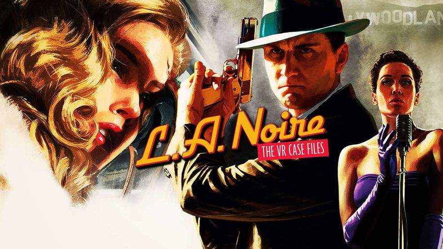 L.A. Noire: The VR Case Files – обзор игры