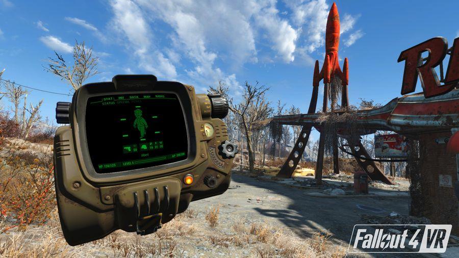 Fallout 4 VR – обзор игры