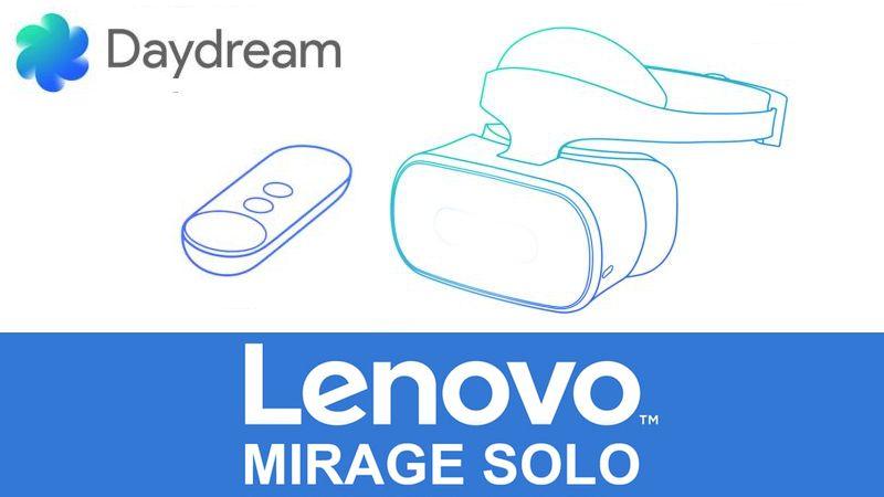 Lenovo Mirage Solo прошли сетификацию