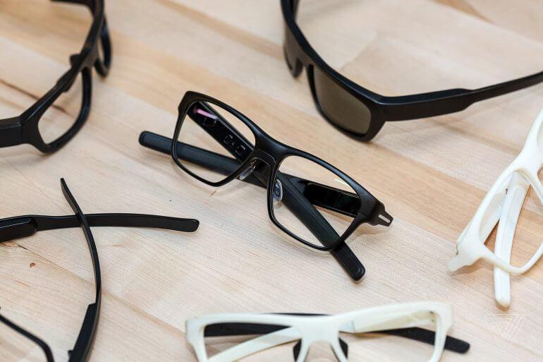 Intel Vaunt – умные очки от Intel