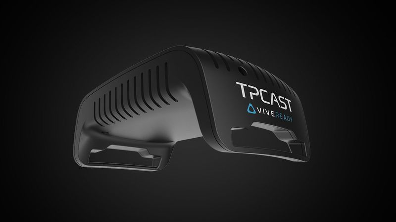 TPCast уберет провода в шлемах Windows Mixed Reality