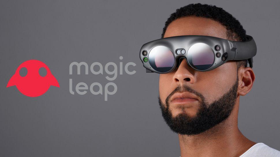 Magic Leap One - революционные очки дополненной реальности!