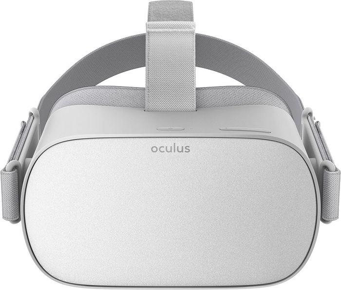 Oculus GO - автономный VR шлем уже в продаже!