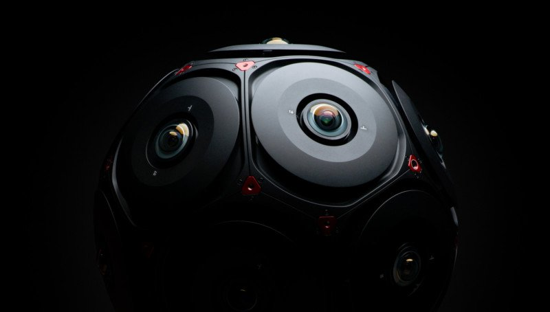 Manifold - VR-камера 8K, 3D и 360 градусов от Facebook