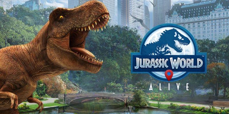Jurassic World: Alive - обзор, гайд и секреты AR-игры