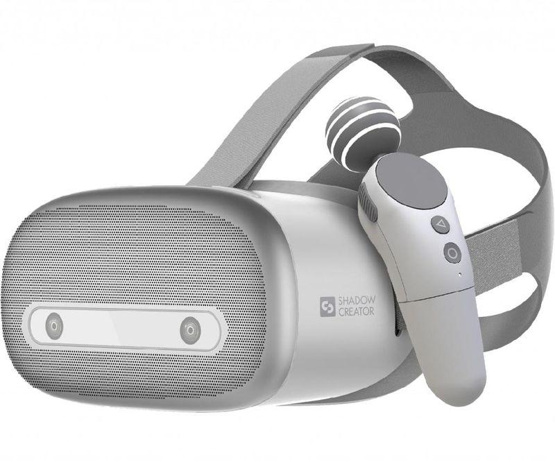 Shadow VR - VR шлем без проводов за 400 баксов