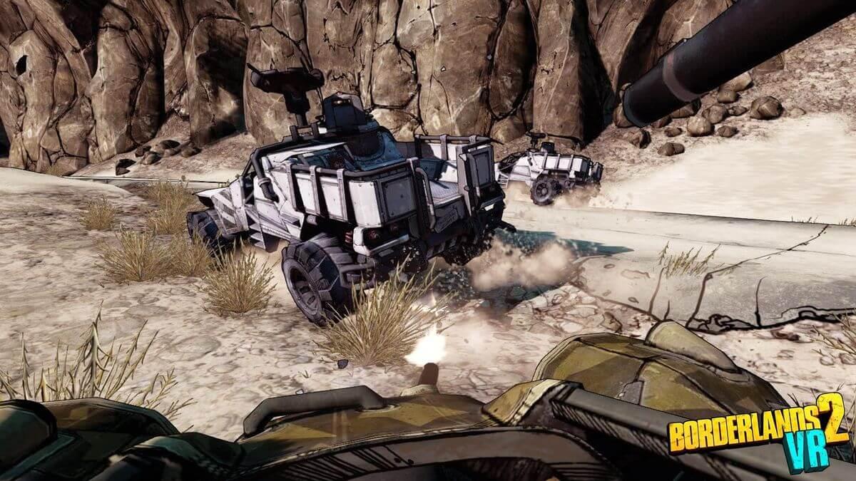 Borderland 2 VR: обзор крутого шутера для PS4