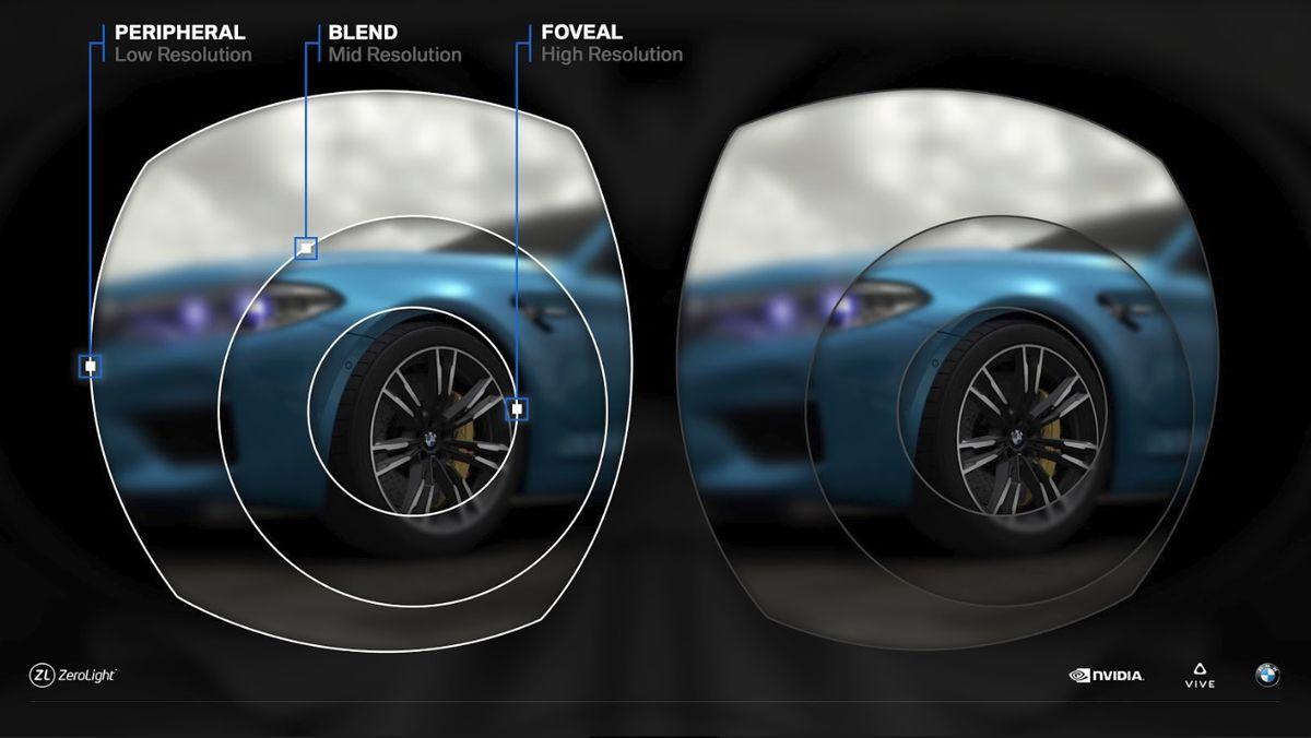 HTC Vive Pro Eye - все, что нам известно о новом VR шлеме